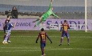 西超杯-梅西缺阵特狮2拒点球 巴萨点球战4-3进决赛